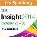 I'm Speaking at Insight2014