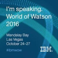 World of Watson Badge